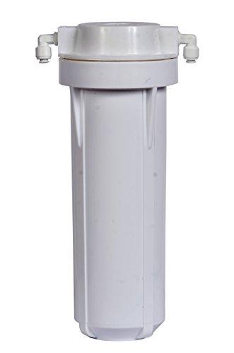 Spun filter