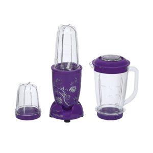 Wonderchef Nutri Blend 400 Watt 3 Jar (Purple)